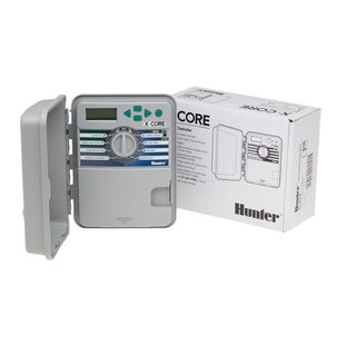 8 Stationen Set Outdoor, Hunter xc-801E + Profi Verteiler mit Verschr. + EMV
